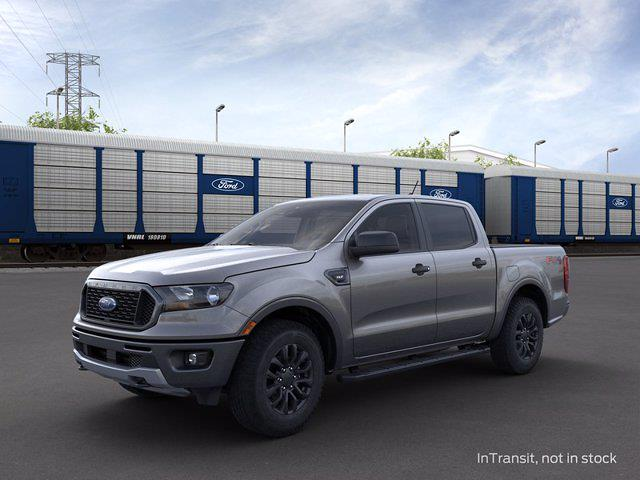 2021 Ford Ranger SuperCrew Cab 4x4, Pickup #21F254 - photo 2