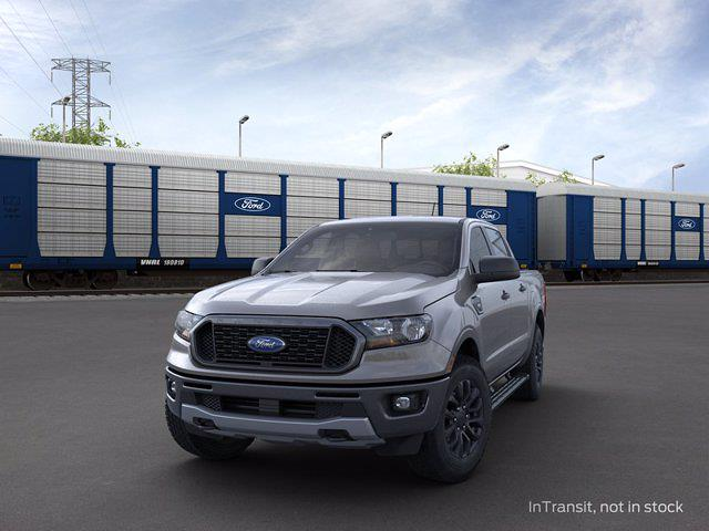 2021 Ford Ranger SuperCrew Cab 4x4, Pickup #21F254 - photo 3