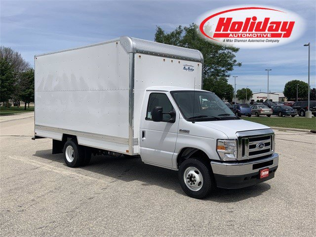 2021 Ford E-450 RWD, Bay Bridge Cutaway Van #21F3 - photo 1