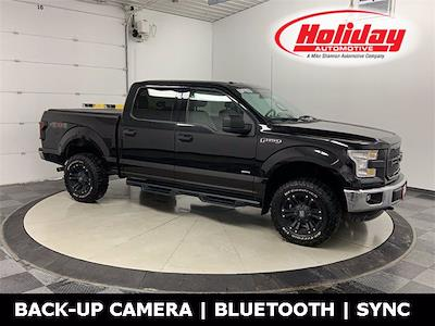 2015 Ford F-150 SuperCrew Cab 4x4, Pickup #21F36A - photo 1