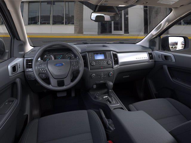 2021 Ford Ranger Super Cab 4x4, Pickup #21F406 - photo 9