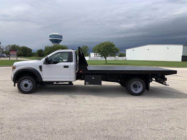 2021 F-550 Regular Cab DRW 4x2,  Platform Body #21F407 - photo 25