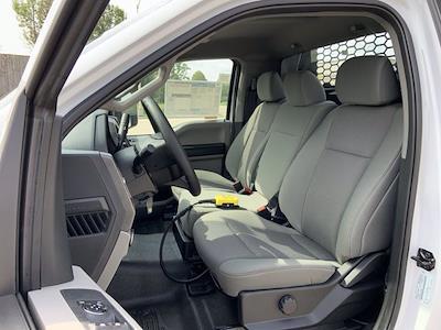2021 F-550 Regular Cab DRW 4x4,  Dump Body #21F408 - photo 9