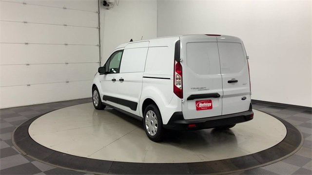 2021 Ford Transit Connect FWD, Empty Cargo Van #21F62 - photo 3