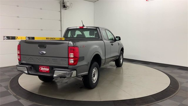 2021 Ford Ranger Super Cab 4x4, Pickup #21F70 - photo 1