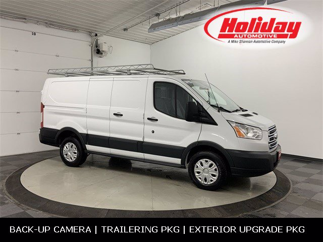 2016 Ford Transit 250 Low Roof 4x2, Upfitted Cargo Van #21G539A - photo 1