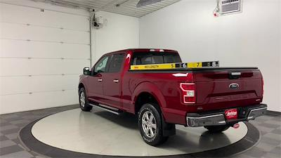 2018 Ford F-150 SuperCrew Cab 4x4, Pickup #21G732A - photo 3