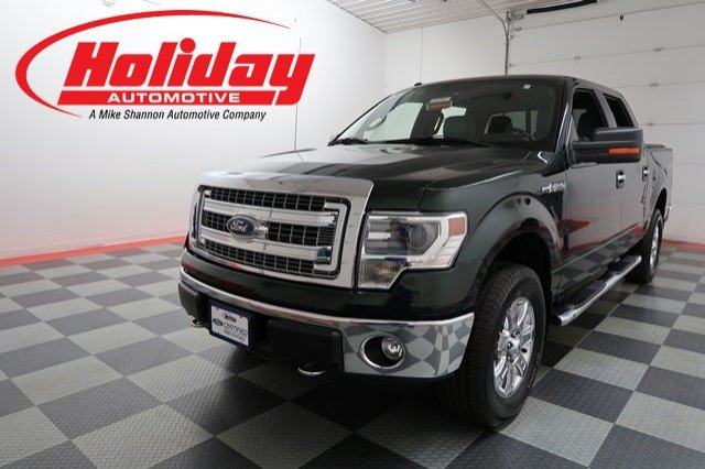 2014 F-150 Super Cab 4x4 Pickup #A5750 - photo 32