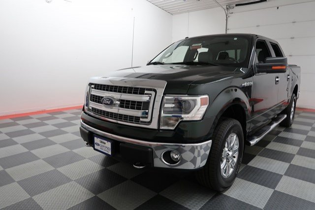 2014 F-150 Super Cab 4x4 Pickup #A5750 - photo 2