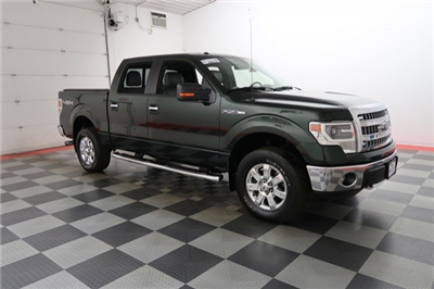 2014 F-150 Super Cab 4x4 Pickup #A5750 - photo 6