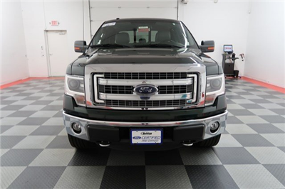 2014 F-150 Super Cab 4x4 Pickup #A5750 - photo 7