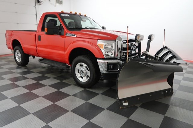 2016 F-250 Regular Cab 4x4 Pickup #A5903 - photo 7