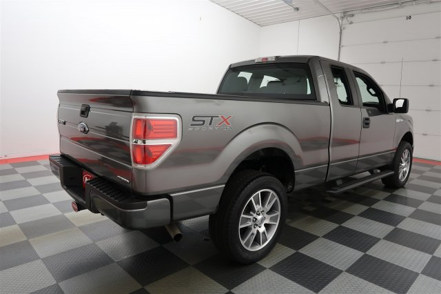 2014 F-150 Super Cab 4x4 Pickup #A6048 - photo 4