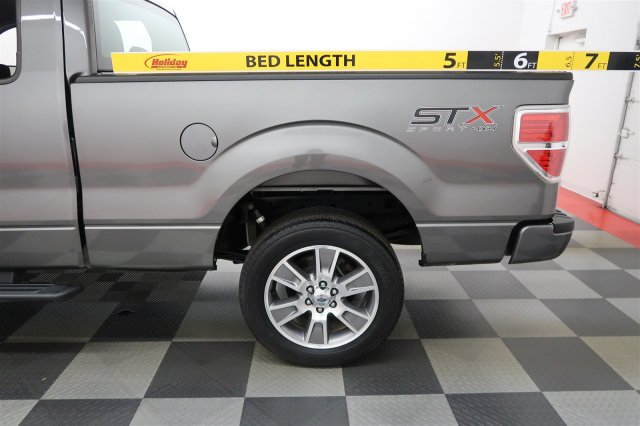 2014 F-150 Super Cab 4x4 Pickup #A6048 - photo 7