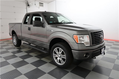 2014 F-150 Super Cab 4x4 Pickup #A6048 - photo 5