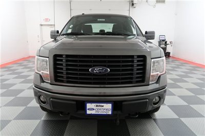 2014 F-150 Super Cab 4x4 Pickup #A6048 - photo 6