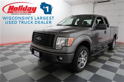 2014 F-150 Super Cab 4x4 Pickup #A6048 - photo 1