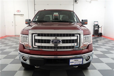 2014 F-150 Super Cab 4x4 Pickup #A6243 - photo 6