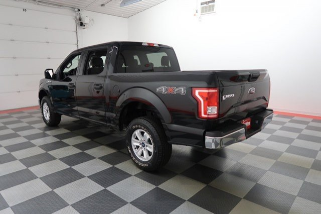2017 F-150 Crew Cab 4x4, Pickup #A6387 - photo 2