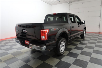 2017 F-150 Crew Cab 4x4, Pickup #A6387 - photo 5