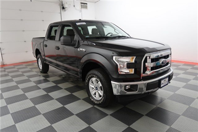 2017 F-150 Crew Cab 4x4, Pickup #A6387 - photo 4