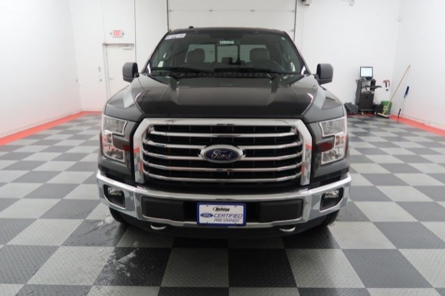 2015 F-150 Super Cab 4x4 Pickup #A6599 - photo 6
