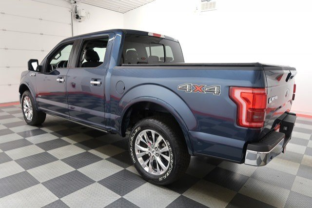 2017 F-150 Crew Cab 4x4, Pickup #A6635 - photo 2