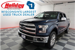 2017 F-150 Crew Cab 4x4, Pickup #A6635 - photo 1