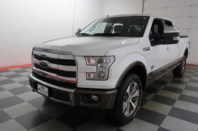 2017 F-150 Crew Cab 4x4, Pickup #A6639 - photo 9