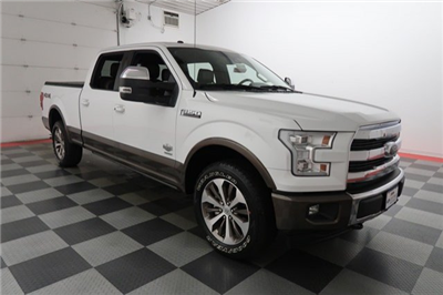 2017 F-150 Crew Cab 4x4, Pickup #A6639 - photo 7