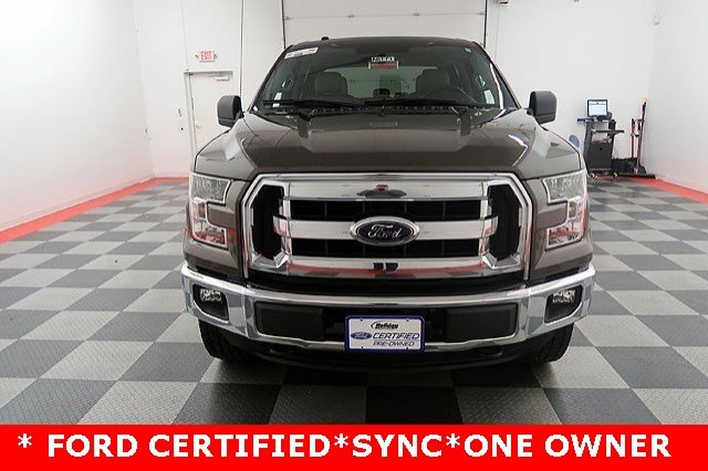 2015 F-150 SuperCrew Cab 4x4,  Pickup #A8779 - photo 13