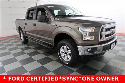 2015 F-150 SuperCrew Cab 4x4,  Pickup #A8779 - photo 14