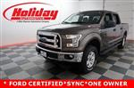 2015 F-150 SuperCrew Cab 4x4,  Pickup #A8779 - photo 1