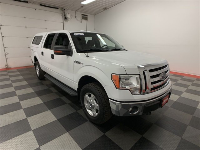 2011 F-150 Super Cab 4x4,  Pickup #A8810A - photo 9