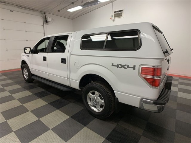 2011 F-150 Super Cab 4x4,  Pickup #A8810A - photo 2