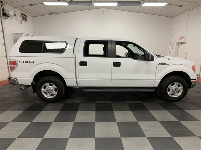 2011 F-150 Super Cab 4x4,  Pickup #A8810A - photo 8