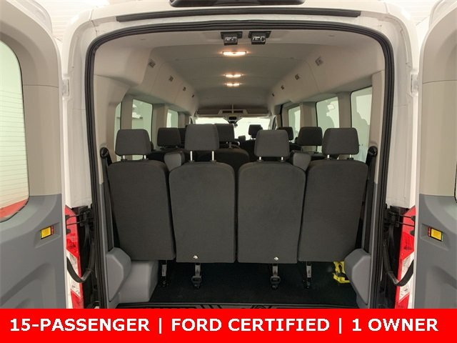 2018 Transit 350 Med Roof 4x2,  Passenger Wagon #A8827 - photo 13