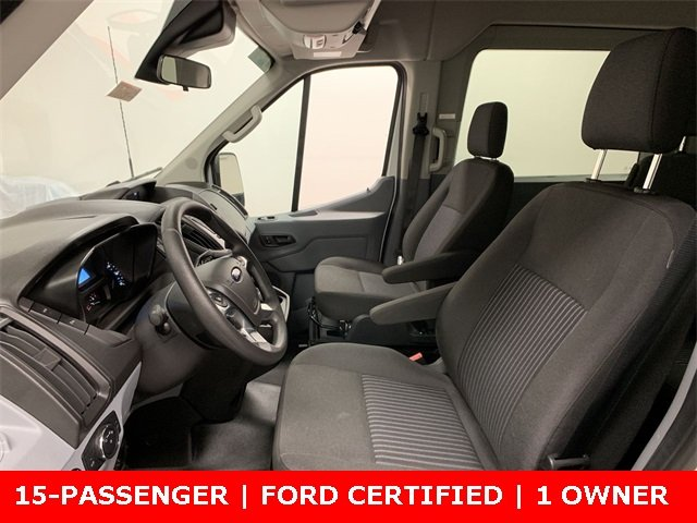 2018 Transit 350 Med Roof 4x2,  Passenger Wagon #A8827 - photo 19