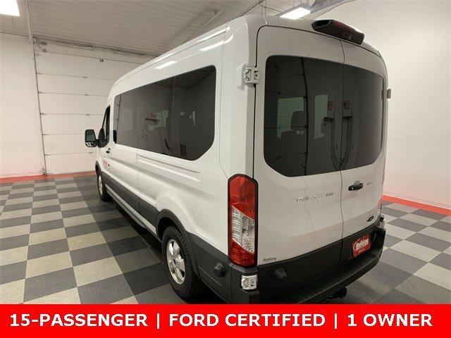2018 Transit 350 Med Roof 4x2,  Passenger Wagon #A8827 - photo 9