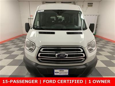 2018 Transit 350 Med Roof 4x2,  Passenger Wagon #A8827 - photo 12