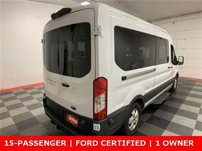 2018 Transit 350 Med Roof 4x2,  Passenger Wagon #A8827 - photo 3