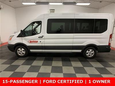 2018 Transit 350 Med Roof 4x2,  Passenger Wagon #A8827 - photo 8