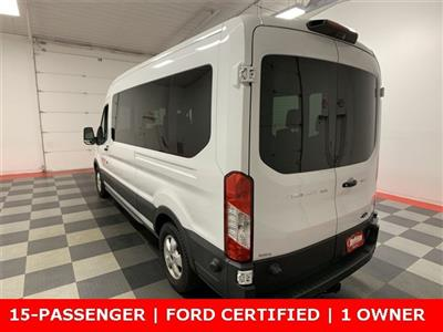 2018 Transit 350 Med Roof 4x2,  Passenger Wagon #A8827 - photo 9