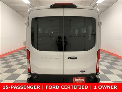 2018 Transit 350 Med Roof 4x2,  Passenger Wagon #A8827 - photo 10