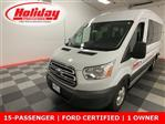2018 Transit 350 Med Roof 4x2,  Passenger Wagon #A8827 - photo 1