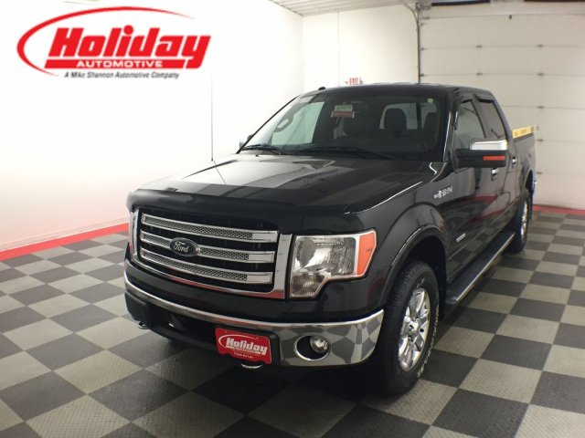 2013 F-150 SuperCrew Cab 4x4,  Pickup #A8942B - photo 1