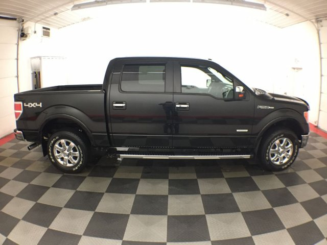 2013 F-150 SuperCrew Cab 4x4,  Pickup #A8942B - photo 10