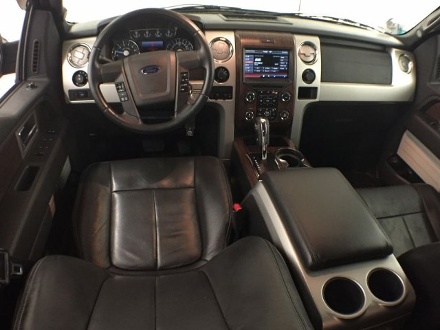 2013 F-150 SuperCrew Cab 4x4,  Pickup #A8942B - photo 7