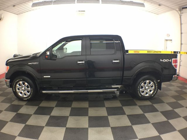 2013 F-150 SuperCrew Cab 4x4,  Pickup #A8942B - photo 6
