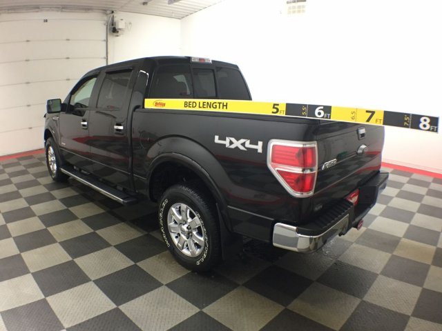 2013 F-150 SuperCrew Cab 4x4,  Pickup #A8942B - photo 2